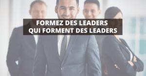 formez des leaders
