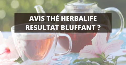 Avis Thé Herbalife