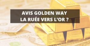 Avis Golden Way